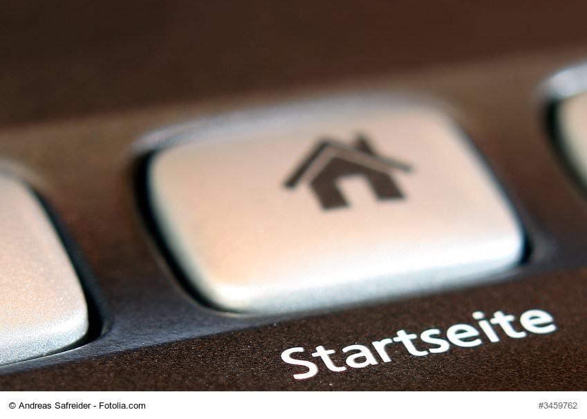 startseite gestalten tipps f r mehr userfreundlichkeit. Black Bedroom Furniture Sets. Home Design Ideas