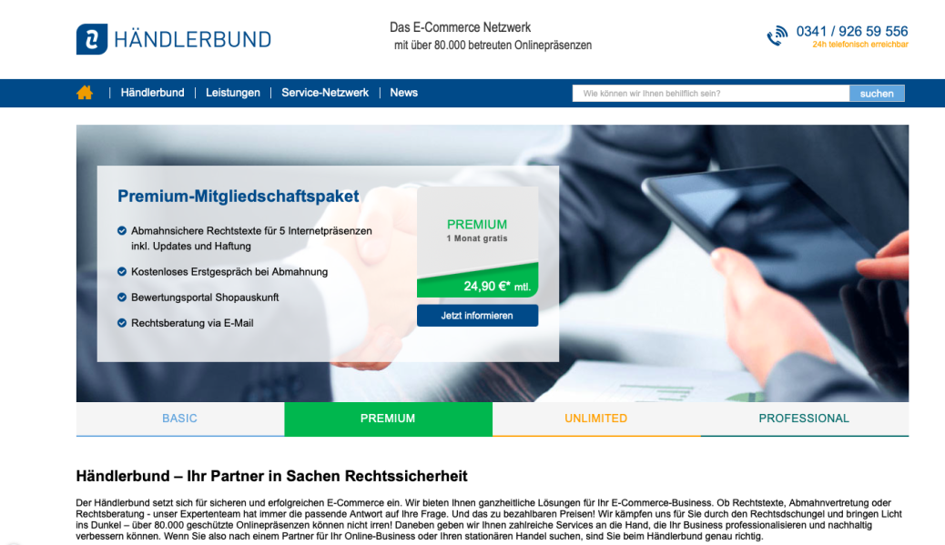 Inbox user interface
